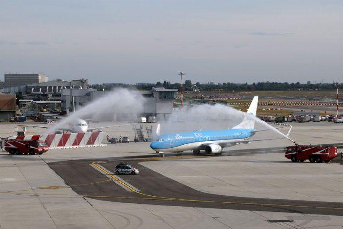 KLM 100 anni Venezia