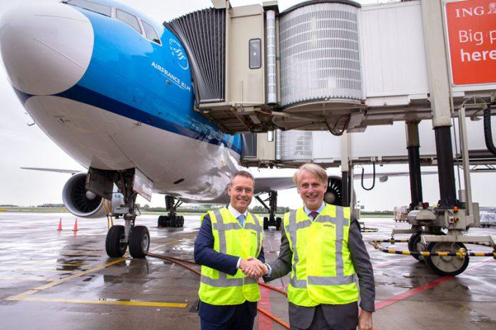 KLM AutomaticJetBridge