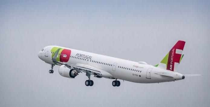 A321LR TAP
