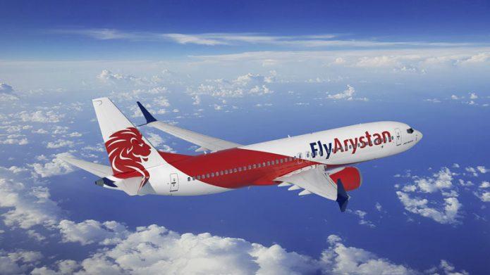 FlyArystan 737 MAX 8