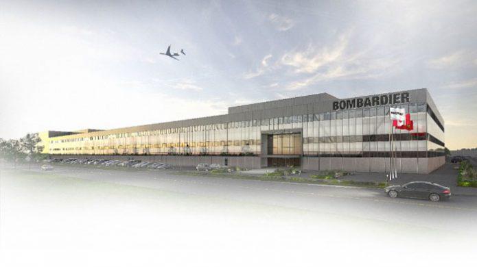 Bombardier Toronto Pearson