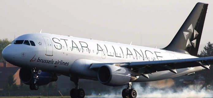 Star Alliance Brussels Airlines