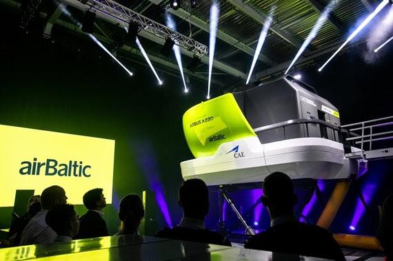airBaltic FFS
