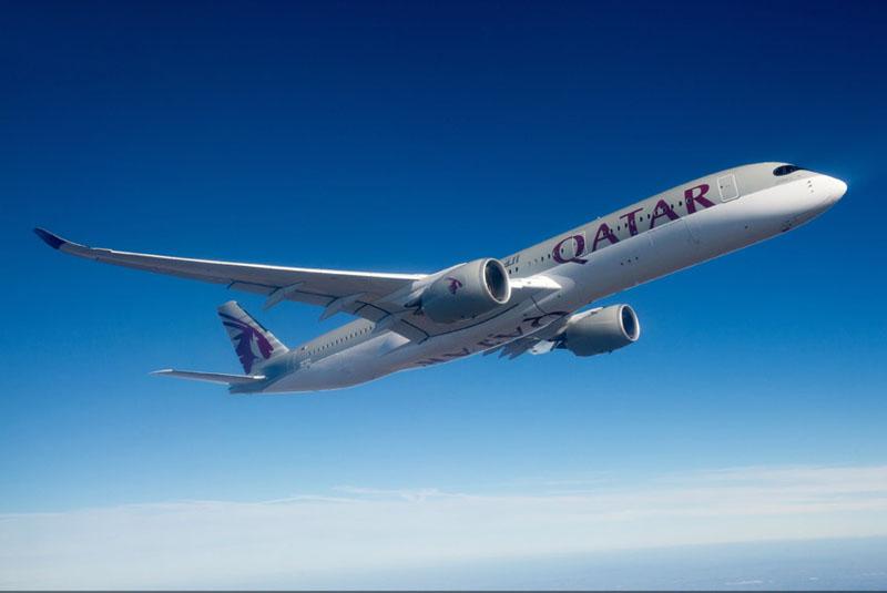 AirbusA350 900 Qatar Airways