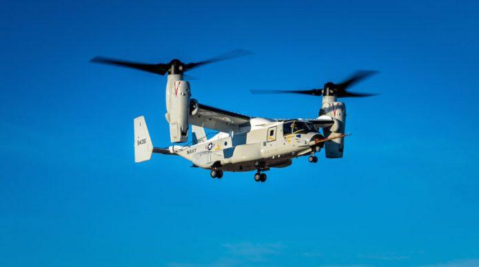 CMV 22B Osprey