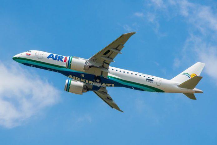 Embraer E190 E2 Air Kiribati