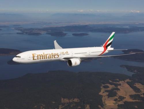 Emirates Boeing777 300er