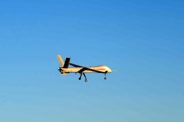 Falco Xplorer maiden flight 15 1 2020
