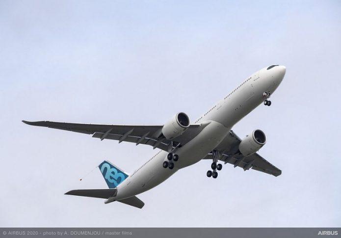 A330 900 Airbus MSN1967 251 tonnes first flight 004