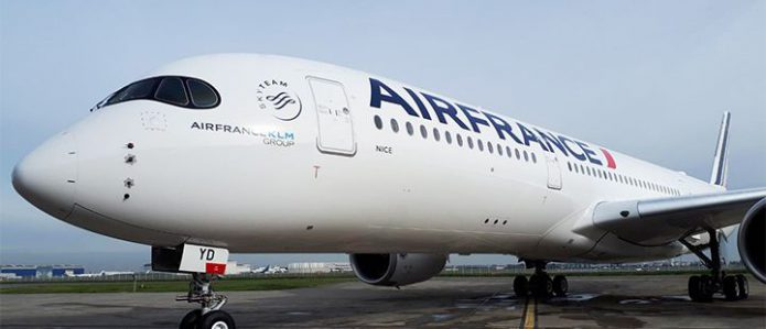 AF A350