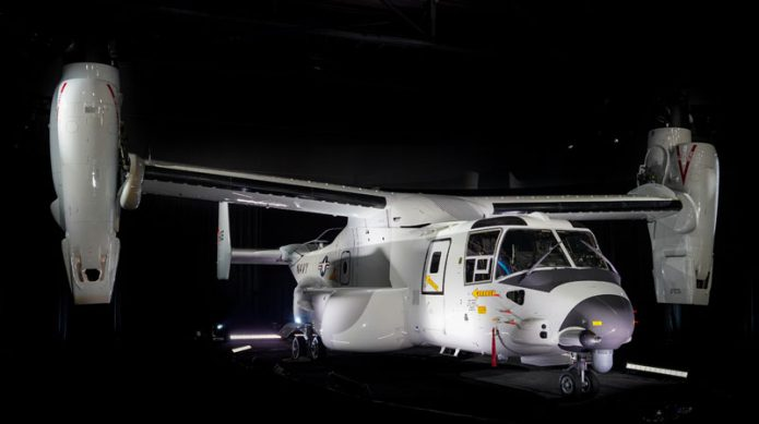 Boeing Bell CMV 22B Osprey