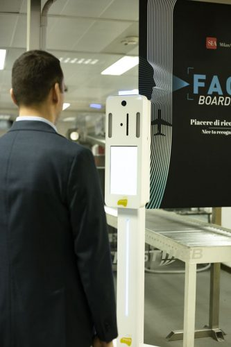 SEA Linate Face Boarding