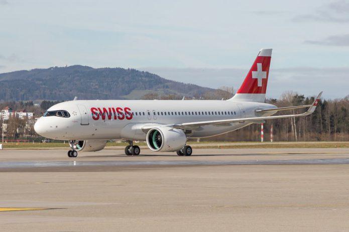 Swiss A320neo