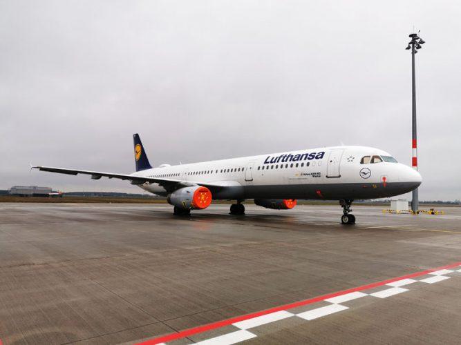 A321 Lufthansa