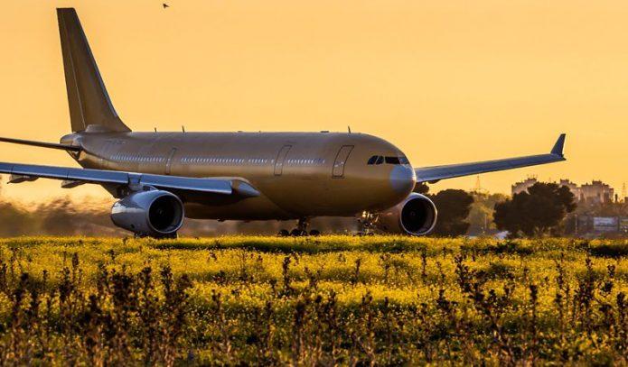 A330 MRTT Take Off Getafe China