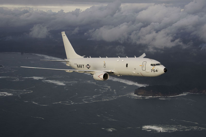 Boeing P 8A