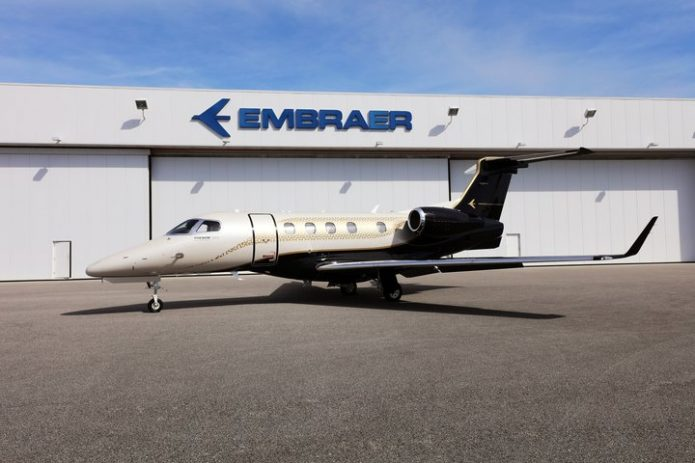 Embrarer Phenom 300E