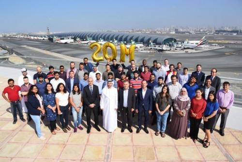 Emirates App 20 Milioni