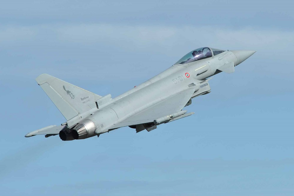 Eurofighter Istrana