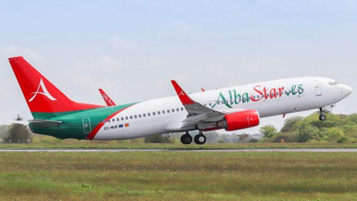Albastar 737