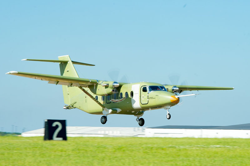 Cessna SkyCourier Takeoff 1
