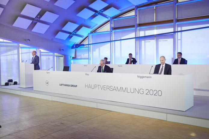 Lufthansa AGM 2020