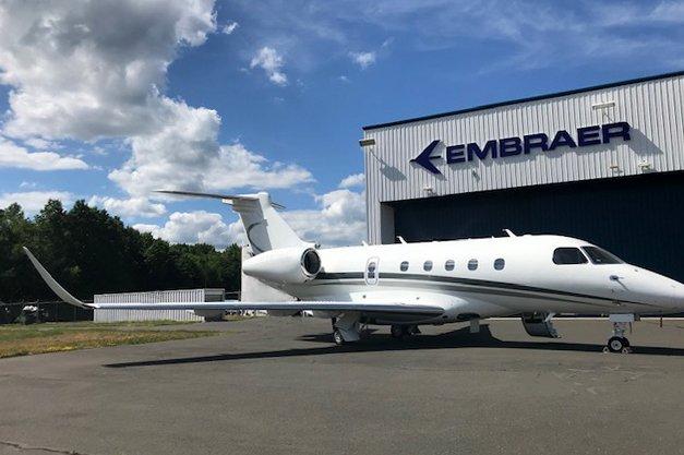 Embraer Legacy Praetor conversion
