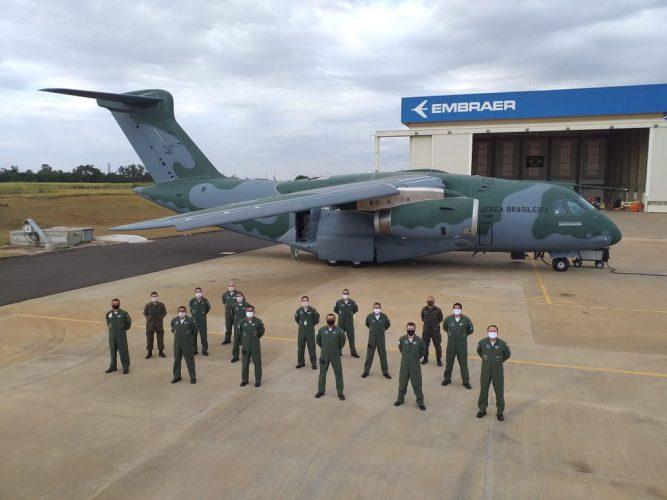 Terzo KC 390 FAB