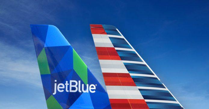 AA JetBlue