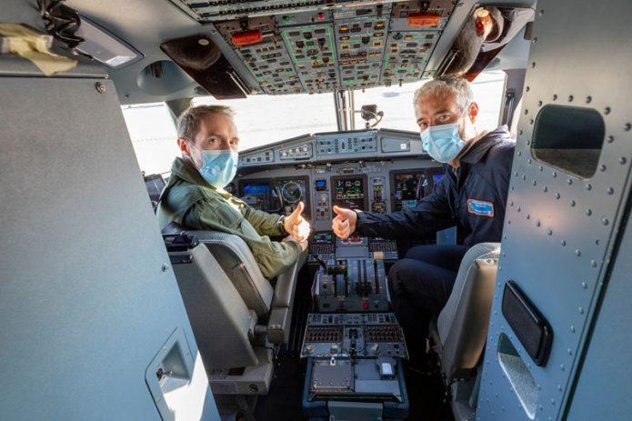 ATR EASA CAAC Flight Test
