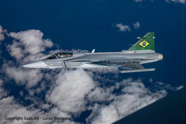 Brazilian Gripen E 2