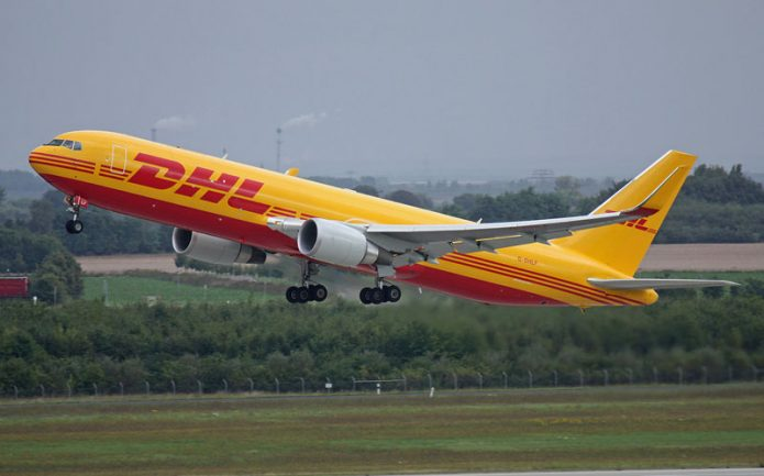 DHL 767