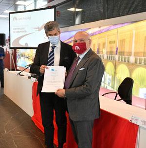 Forlì Airport ENAC Certificato