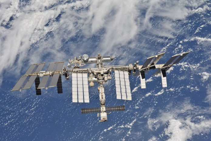 ISS Contract