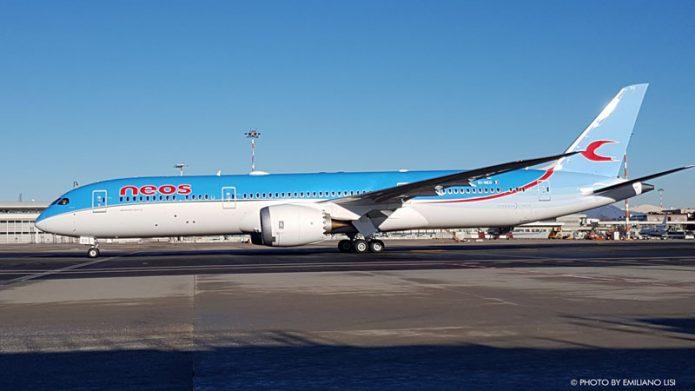 Neos 787dreamliner