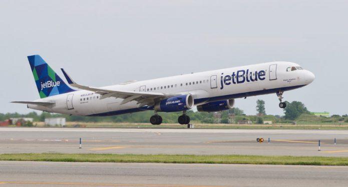 Pratt Whitney JetBlue