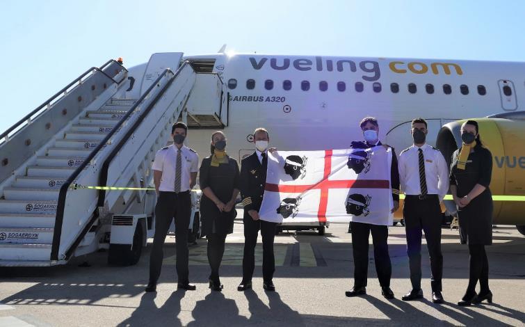 Vueling Cagliari
