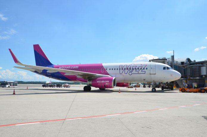 WIzz Air MXP 13