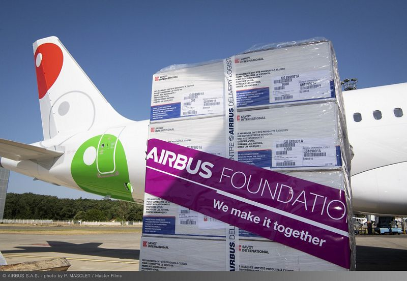 A320neo VivaAerobus Delivery Loading