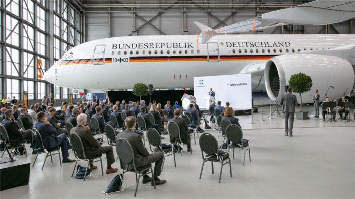 A350 GAF Handover