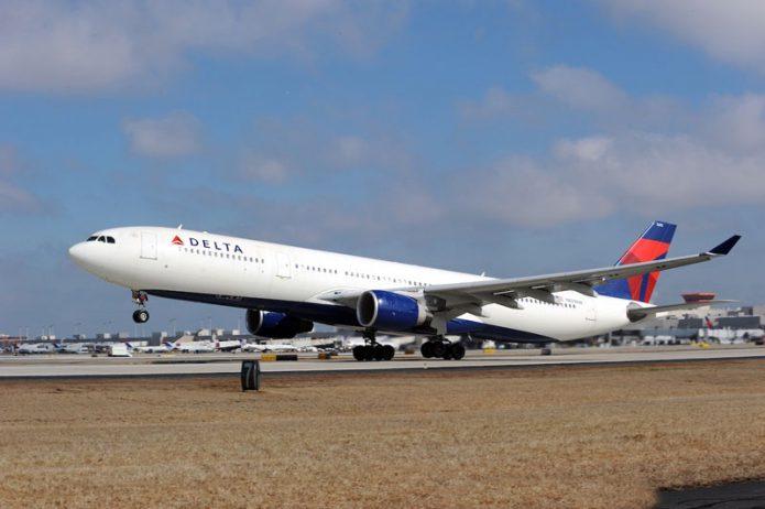 Delta A330 300