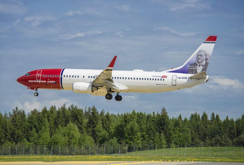 Lufthansa technik Norwegian extends cooperation