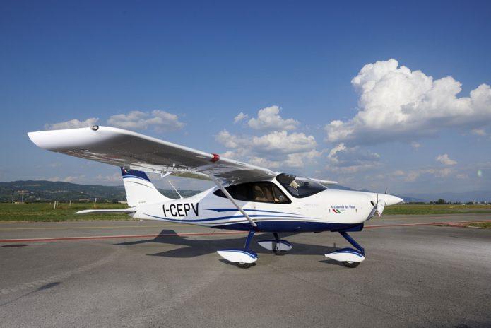 Tecnam P2008JC Accademia del Volo 1