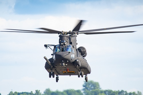 Boeing MH 47G Chinook