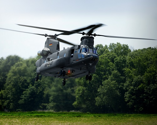 Chinook Germany