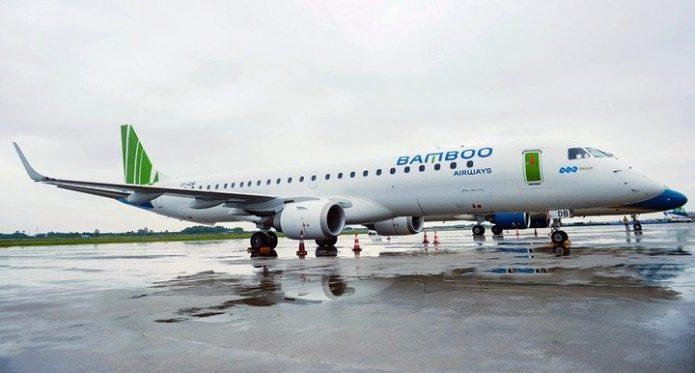 Embraer E195 Bamboo
