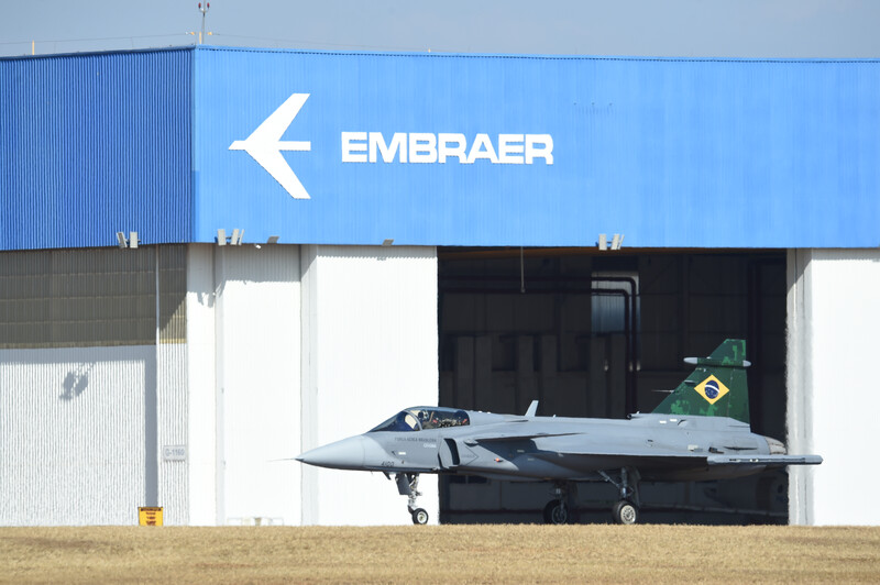 Embraer Gripen Brazil