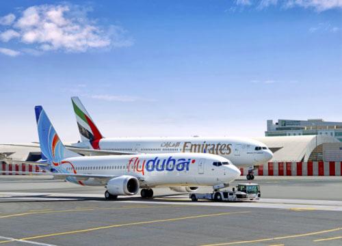 Emirates flydubai 2020