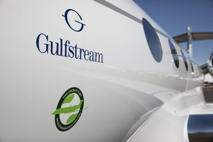 Gulfstream Extends Contract For Low Carbon Sustainable Aviation Fuel 20200914