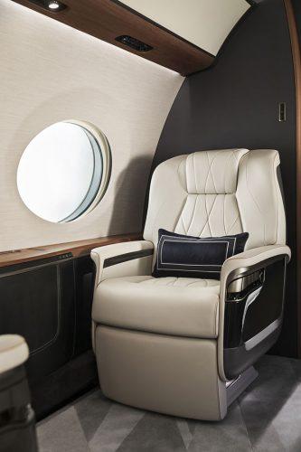 Gulfstream G700 Seat